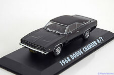 1:43 Greenlight Dodge Charger R/T Bullitt 1968 black