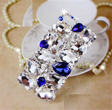 Glitter Luxury Crystal Bling Rhinestone Diamonds Soft TPU Gel Case Cover BO-2