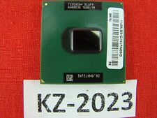 IBM thinkpad t40 2373 original processeur CPU 7350a709 sl6f9 rh80535 #kz-2023