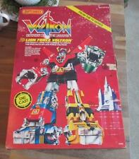 Vintage 1980's Matchbox Voltron Lion Force Set In Box Y&K Popy Chogokin