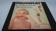 Photoplay Magazine October 1956 Marilyn Monroe Bus Stop Rare