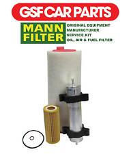 Service Kit - Oil Air & Fuel Filters BMW 3 Series 318d 318 td 320d 320 Cd 320 td