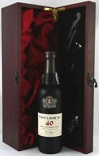 1977 Taylor Fladgate 40 year old Tawny Port (37.5cls)