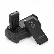 Battery Grip for Canon EOS Rebel 100D SL1 LP-E12 Digital Camera Remote Control