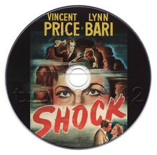 Shock (1946) Vincent Prezzo Film Noir, Thriller Film su DVD