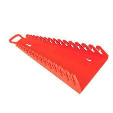"ERNST 5188 Red 15 Tool REVERSE ""GRIPPER""  Wrench Organizer Holder"