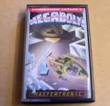 Commodore 16 / C16 / Plus4 / +4 Spiel - Megabolts - Kassette - Datassette