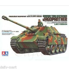 Tamiya 1/35 35203 German Tank Destroyer Jagdpanther Late Version Model Kit
