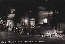 MILANO MARITTIMA - Cervia - Notturno al Bar Milano