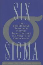 Six Sigma : The Breakthrough Management Strategy Revolutionizing the World's ...