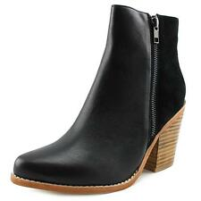Sol Sana Melody Women US 7.5 Black Ankle Boot