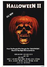 Halloween 2 - Jamie Lee Curtis - A4 Laminated Mini Poster