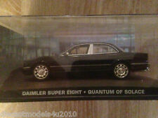 JAMES BOND COLLECTION - DAIMLER SUPER EIGHT - QUANTUM OF SOLACE
