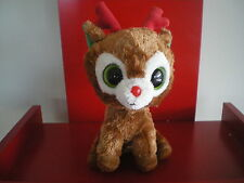 Ty Beanie Boo COMET Reindeer 6 inch size  PLEASE NOTE - NO HANG TAG.