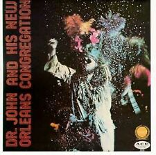 Dr. John and His New Orleans Congregation by Dr. John (CD, Malaco Music Group)