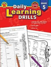 Daily Learning Drills Grade 5
