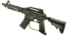 US Army Alpha Black Tactical Paintball Marker Gun
