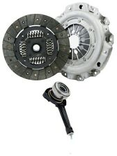 Opel Vivaro Movano 1.9 DI TDI 3 Pc Clutch and Slave Cylinder Kit Fr 2001 To 2005