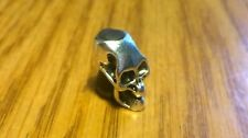 Chrome pirate SkULL pickup switch tip Fits Import metric Strat 3 & 5 way switch