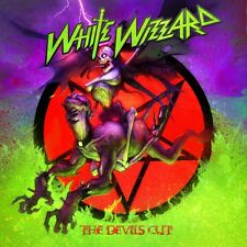 "White Wizzard ""The Devils Cut"" CD - NEW & SEALED"