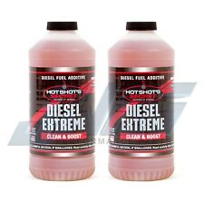 Hot Shot's Secret (2) - 32oz Fits Cummins Powerstroke Duramax Diesel Extreme