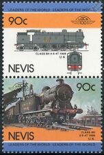 1908 GCR/LNER Class 8H 0-8-4T (Great Central Railway) Train Stamps / LOCO 100