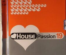VARIOUS - House Passion 19 - CD (unmixed 2xCD)