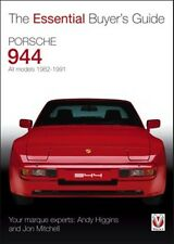 Porsche 944 The Essential Buyers Guide book paper 1982 to 1991