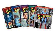 Adventures of Superman Complete Series Seasons 1 2 3 4 5 6 + Theatrical Serials