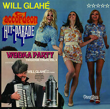 Will Glahé Wodka Party & Accordeon Hit-Parade - CDLK4507