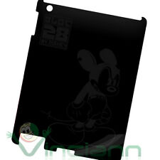 2X PELLICOLA+Custodia back cover ORIGINALE Disney per iPad 2 3 Topolino rigida