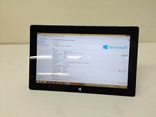 """* Microsoft Surface 2 32GB 10.6"""" Nvidia Tegra 4 1.71GHz Tablet Win RT 8.1 Silver"""