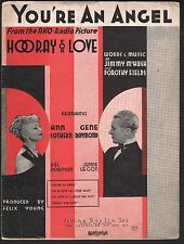 You're An Angel 1935 Hooray For Love Ann Southern