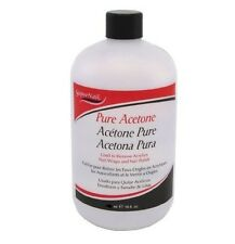 Super Nail Pure Acetone Polish Remover 235 ml
