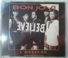 Bon Jovi I Believe CD-Single UK 1993 3 temas live
