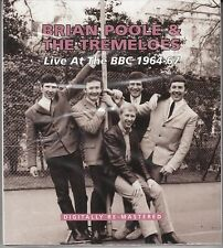 Brian Poole & The Tremeloes - Live At The BBC 1964-67, 2CD Neu
