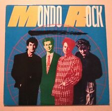 Mondo Rock (1985 Columbia LP Playtested PROMO BFC40143)