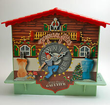 Collectible Jean Paul Gaultier Swiss Chalet 1997 Christmas Gift Box