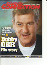 BOBBY ORR CHRIS HADFIELD SPACE SOCIAL MEDIA DEXTER LAUNDRY PYJAMA GAME COSTCO