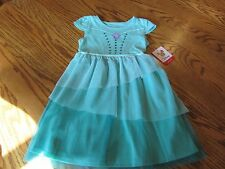 Ariel The Little Mermaid Disney Jumping Beans Toddler Girl's Dress Size 3T NWT