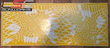 *K4* 12x28 KRYPTEK - High Temp Vinyl Adhesive Stencil Cerakote Duracoat Krylon