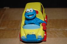 Muppets Cookie Monster School Bus Driver toy 1997 TYCO Matchbox Jim Henson