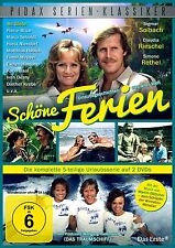 Schöne Ferien * DVD komplette Serie Starbesetzung Pidax Neu Ovp