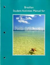Brazilian Student Activities Manual for Ponto de Encontro: Portuguese as a Wor..