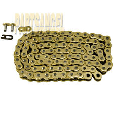 520 Gold Chain 118 Links Husqvarna 125 250 400 430 WR Enduro 430 AUTO