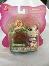 Sanrio Bandai Hello Kitty Panda Happy Forest Dream World Rare