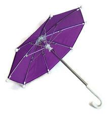 "Purple Umbrella made for 18"" American Girl Doll Clothes Accessories"