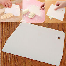 Sugarcraft Scrapers Cake Decorating Fondant Icing Smoother Mould Modl Tool L7