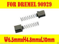 Carbon Brushes For DREMEL  275 285 & 395 Moto-Tools Type 1 & 2 Only  2615090929