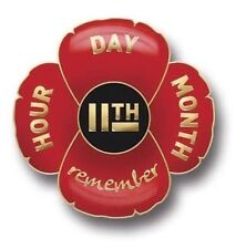 POPPY 11.11.11 BADGE